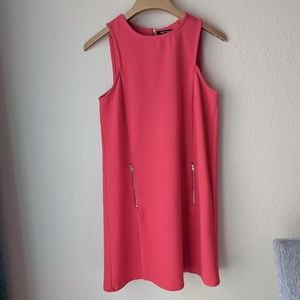 One Clothing coral dress